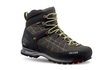 Salewa Men's MTN TRAINER MID GTX charcoal/limeade